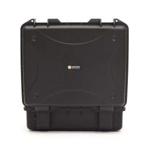 Sinora Classic Serie Koffer offen von Hinten