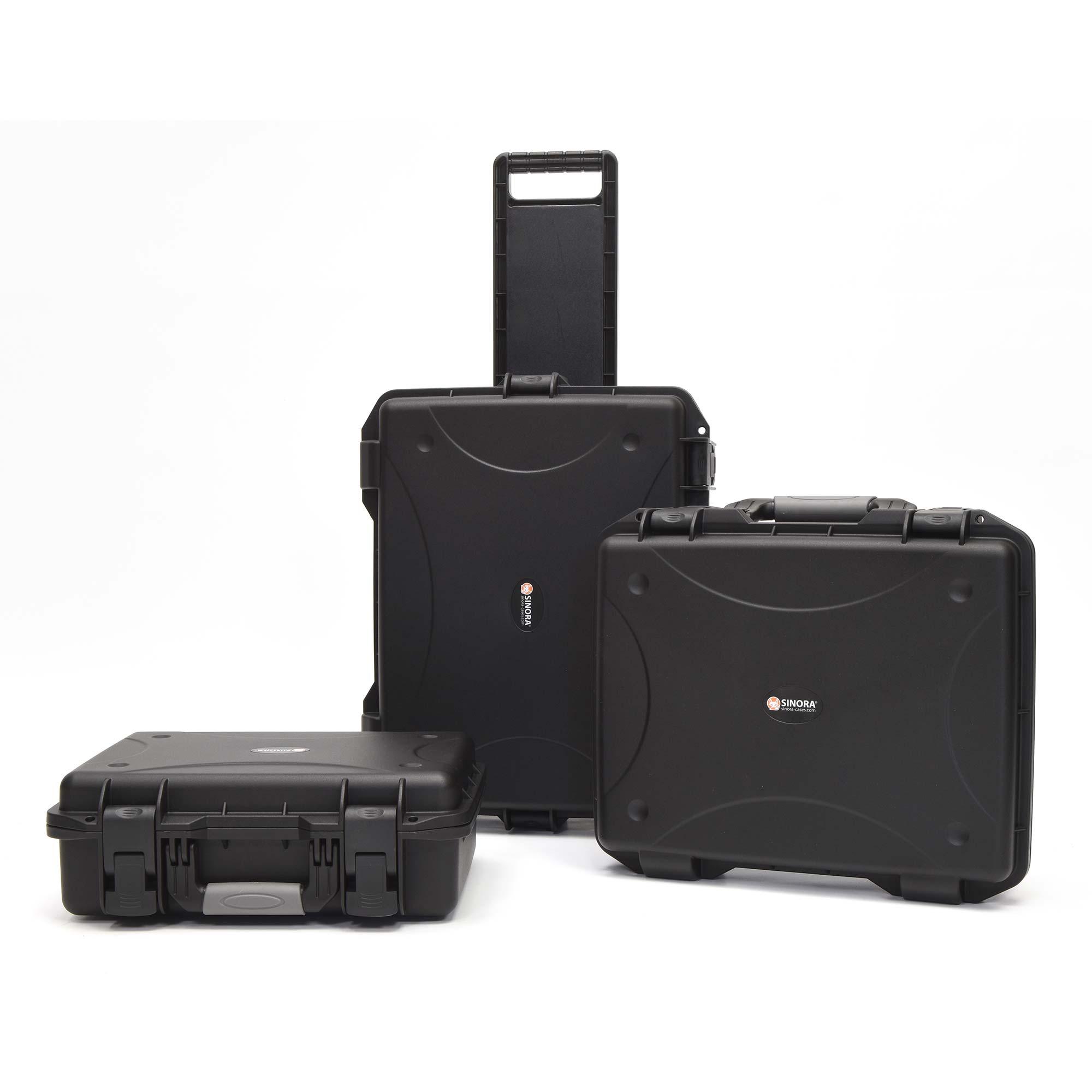 Sinora Classic Serie Cases mit und ohne Trolley