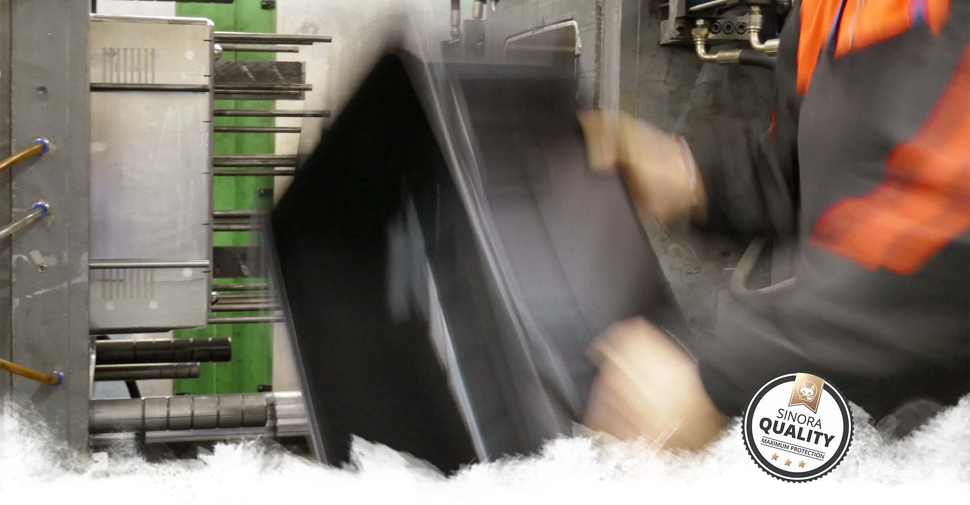 Leidenschaft im Herstellungsprozess von Kunststoff-Spritzguss-Koffern