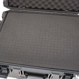 Transport-Koffer mit Rasterschaumstoff-Einlage